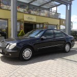 Private Tours Krakow Mercedes Limousine